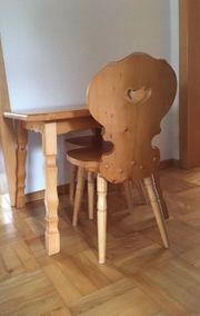 Kindertisch 2 Stühle