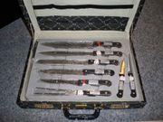 Messerset im Koffer Germania LSW