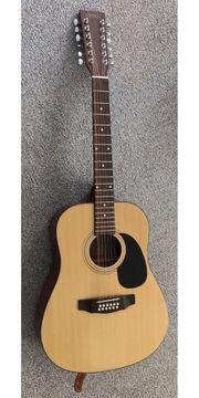 12-saitige Gitarre von Kirkland