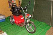 Elektro-Dreirad für Senioren emoTec Classic