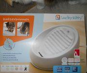 Katzenbrunnen Lucky-Kitty gebraucht