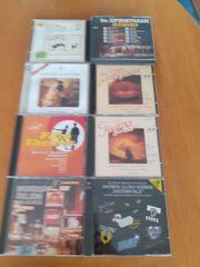 CD-Sammlung 1 - Diverses und Tanzmusik