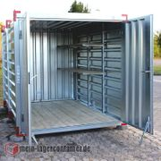 2-6m Materialcontainer Reifenlager Lagercontainer Container