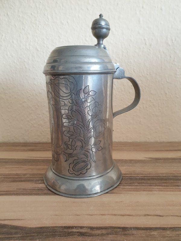 Barock Bierkrug von 1793 - Original