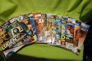 Biete jede Menge Zeitschriften von