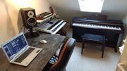 Professioneller Klavierunterrricht Keyboard Musiktheorie