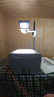 Overhead projektor Liesegang