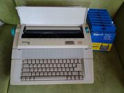 Schreibmaschine AEG Olympia Carrera 2