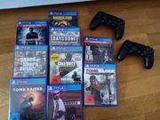 PS4 Slim 9 Spiele 2