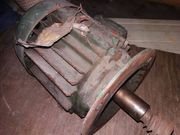 Historischer Elektro-Motor Siemens-Schuckert