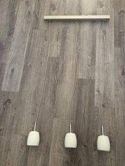 Hochwertige Esszimmer- Küchenlampe
