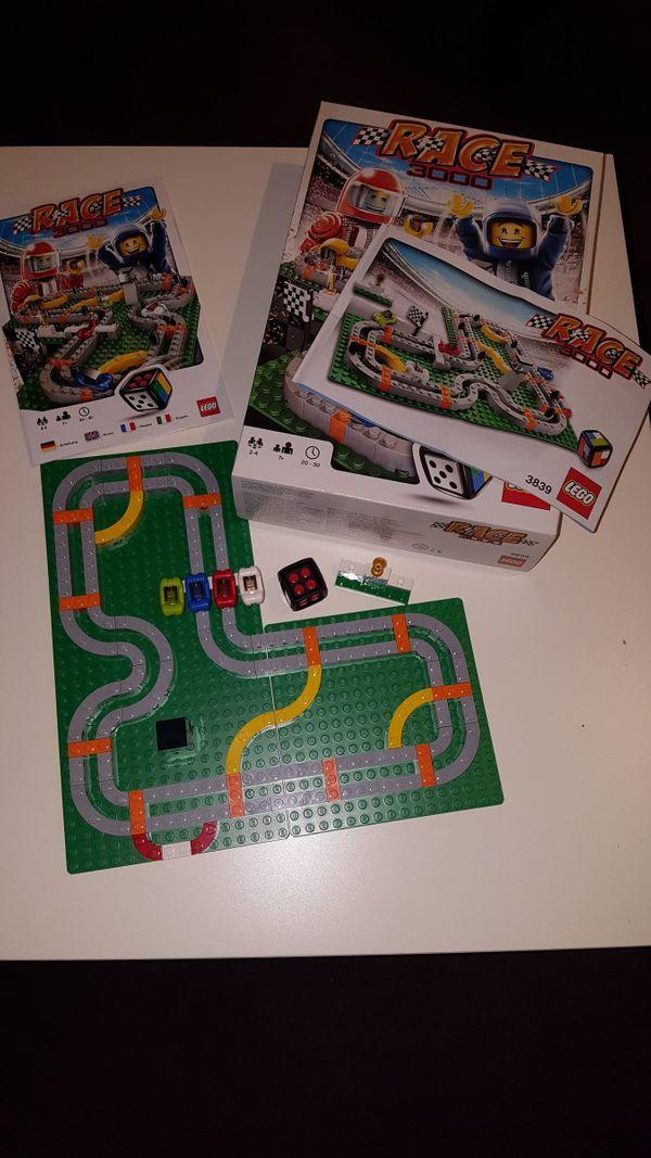 LEGO- Spiel Race 3000 3839