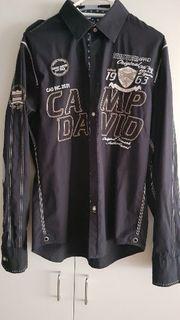 Camp David Hemd L 1