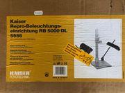 Kaiser Repro-Beleuchtungs-Einrichtung RB 5000DL 5556