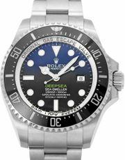 Rolex Deepsea 116660 Stahl James