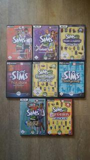 Sims Sims 2 Erweiterungen für