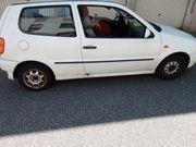 meinen VW Polo 6N1 zum