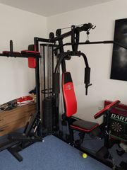 fitnessstation christopeit