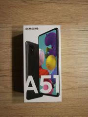 Samsung Galaxy A51 128GB Schwarz -