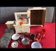 Puppen Möbel aus Holz