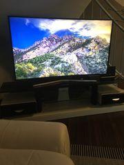 Tv Element Hochglanz weis schwarz