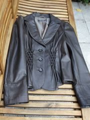 Blackydress Lederjacke Gr 36 in
