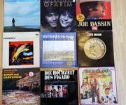 36 Schallplatten je 2 EUR