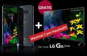 LG 43 Zoll 4K Smart