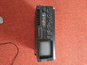 Radio Cassette TV Model FCR