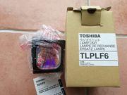 Toshiba TLPLF6 Beamer Projector Lampe
