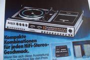 Grundig Stereoanlage HiFi Studio RP