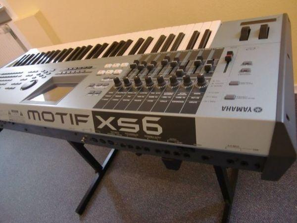 Yamaha Motif XS 6 Keyboard