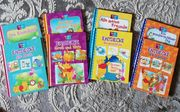 Kinderbücher Lernbücher Megapaket 8 Teile