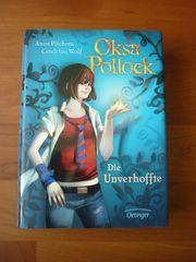 Buch Oksa Pollok - Die Unverhoffte