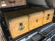 Antiker Deco Koffer