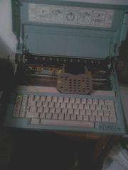 Schreibmaschine Olivetti Praxis 100