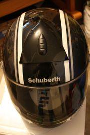 Motorradhelm von Schuberth Gr 61