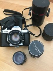 Kamera Asahi Pentax ES II