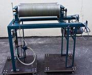 Boiliemaschine gebraucht mit VA Walzen
