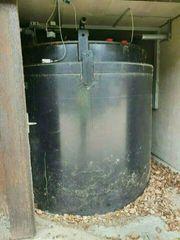 Flachbodenbehälter 6 8m³ ca 12