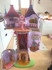 Turm Rapunzel - Aufklappbar
