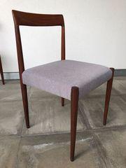 Lübke Stühle 60er 70er Jahre