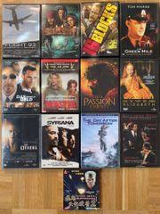13 Stk DVD Filme Zustand