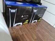 2x Sony PlayStation 5 PS5 -