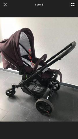 Kinderwagen - TOP KINDERWAGEN HARTAN VIP