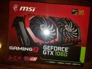 MSI GeForce GTX 1060 GAMING