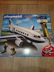 Playmobil riesen Flugzeug Set 5261