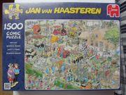 Jan Van Haasteren 1500 Puzzle