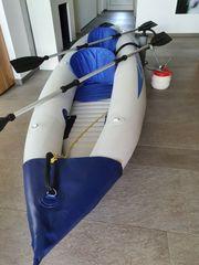 Kajak 2-Sizer - Schlauchboot
