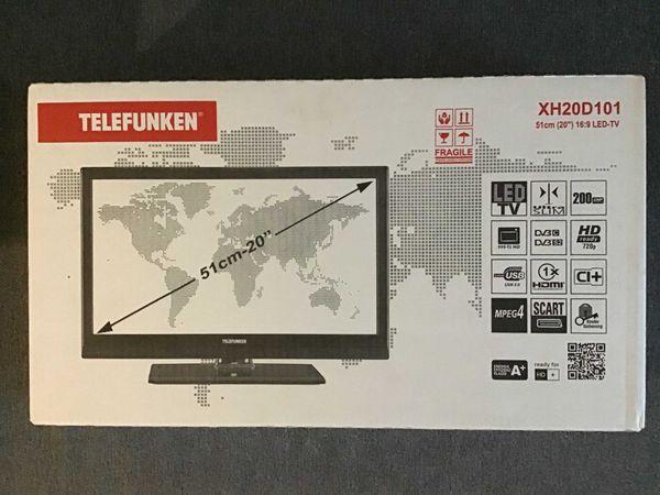 Telefunken XH20D101 Flachbildfernseher neu